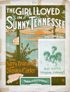 Sheet Music Scores in Kirk: Indiana State University Library