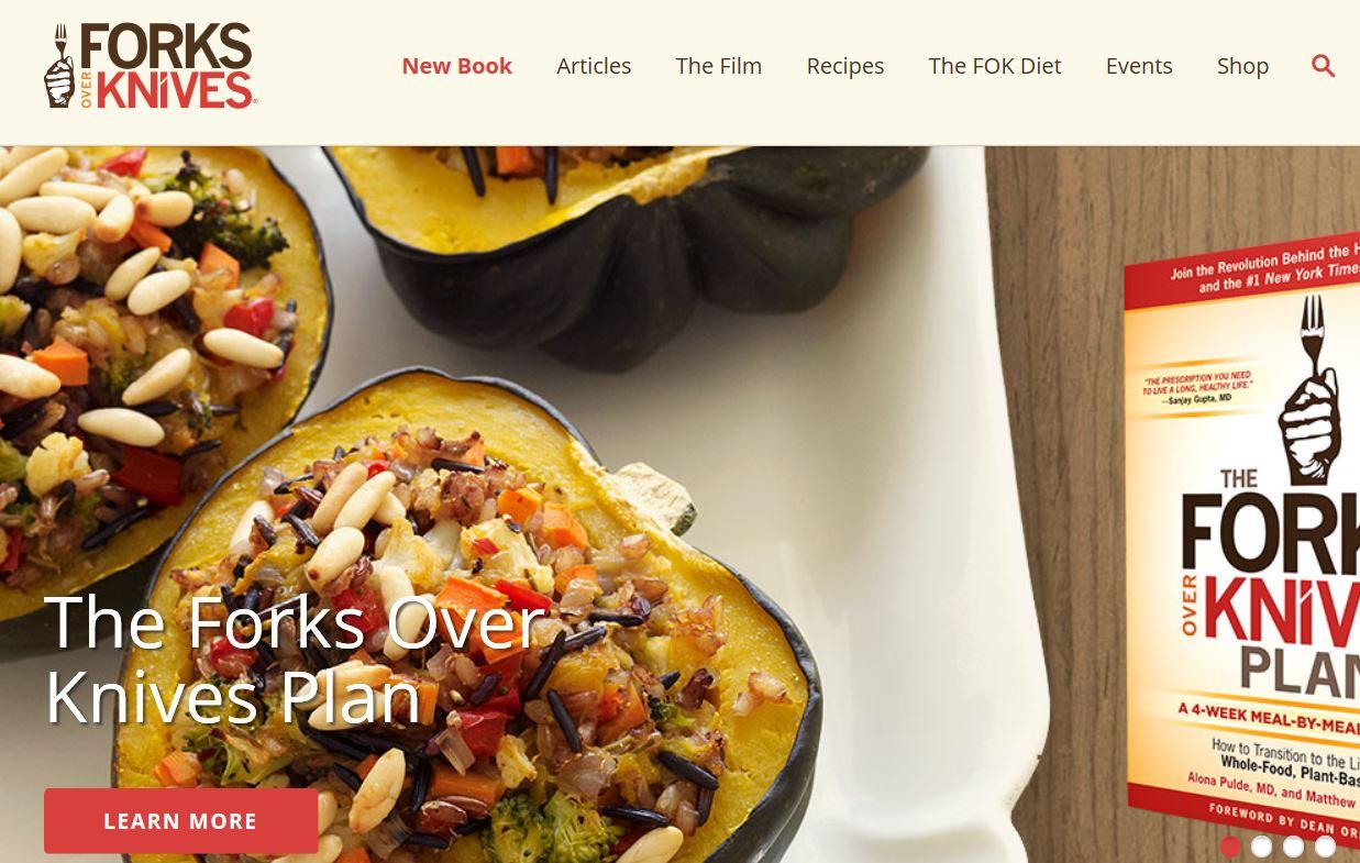 forks over knives recipes pdf