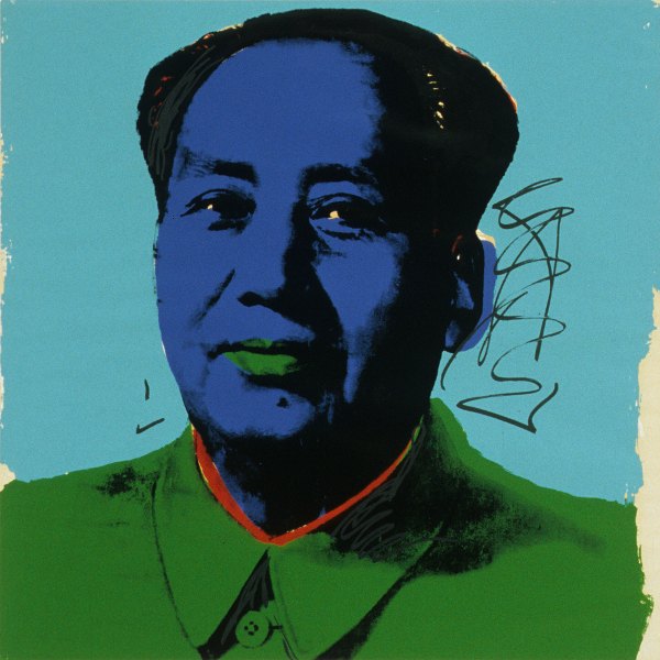 full version of warhol mao