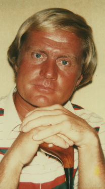Andy Warhol (American, 1928-1987), Jack Nicklaus, 1977, Polacolor Type 108, Collection of Indiana State University; Gift of The Andy Warhol Foundation for the Visual Arts, Andy Warhol Photographic Legacy Program, 2008