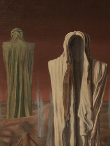 Waldo Kaufer (American, 1906-1972), Resurrection, 1940, Oil on canvas, Courtesy of the Fine Arts Program, Public Buildings Service, U.S. General Services Administration; Commissioned through the New Deal art projects