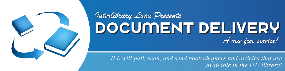 Interlibrary Loan Presents Document Delivery Service
